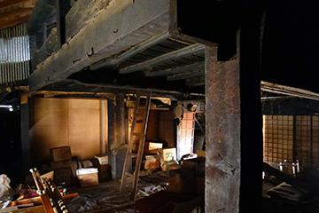 二階 小屋裏部屋