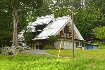 円川の家 外観