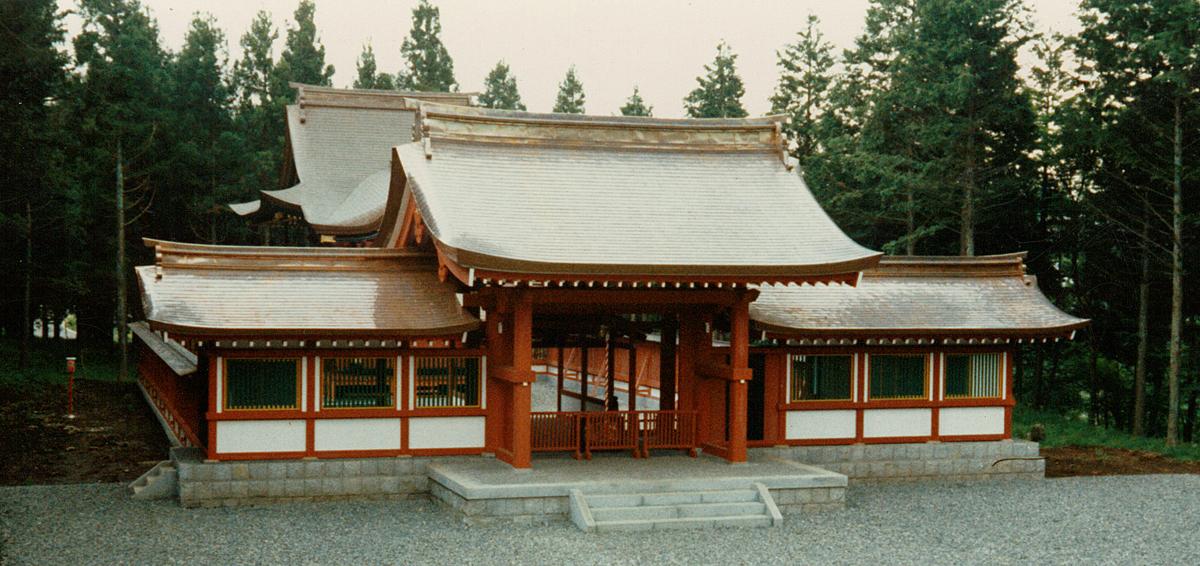 omuro_sengen_shaden_御室浅間神社 社殿