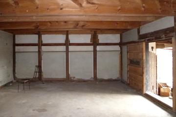 蔵1階 北面