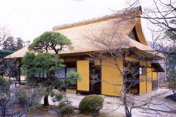 八田家 書院