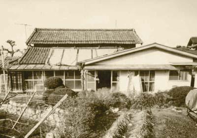 渡辺家住宅  ビフォー