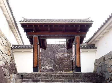 内松陰門 伝匠舎はこれまでにも二棟の御門を担当しています