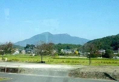 筑波山麓の豊かな里山で秋祭りが行われていました